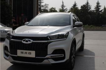 奇瑞推出最高级别7座SUV 完全自主研发