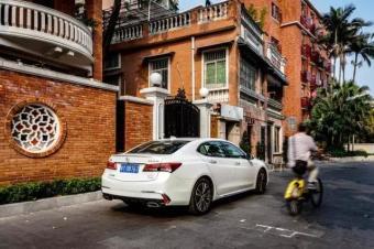 跨越时空的维度,广汽Acura如何在TLX-L上