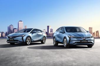 2018别克品牌之夜!带你领略未来汽车该有的样子!