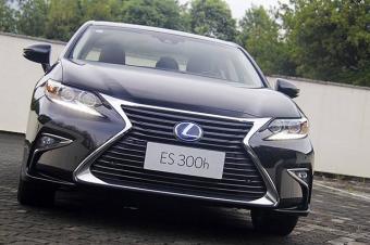 雷克萨斯最成功产品将换代,全新ES北京车展发布