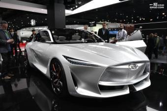 车展上市 这几款车风格不同怎么选?
