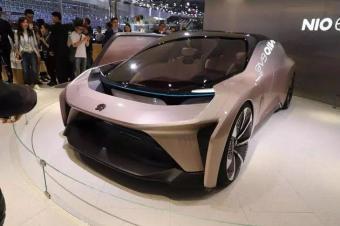 盘点2018北京车展部分概念车之最,红旗领衔最美,蔚来最未来