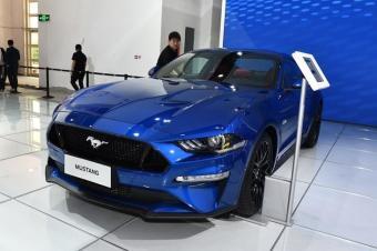 福特新款Mustang来了 亮点除了价格还有变速箱