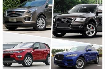 还等什么下半年新车 你知道这几款豪华中型SUV现在优惠多大吗