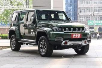 国产超硬SUV,预售17万起给这样的配置你满意不?
