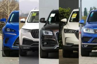 大批干货已上架 5月新上市SUV你会选择谁?