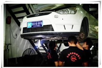 福特麦克斯变速箱常见故障维修方案