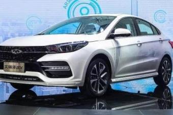 艾瑞泽GX 开启中国汽车行业智能化时代