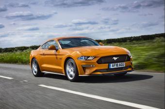 2018款福特Mustang测评