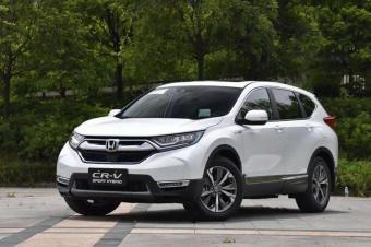 5月销量近万,本田CR-V为啥又强势热销?