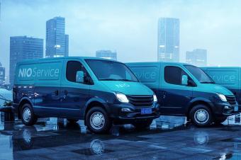 一键呼叫,服务无忧 | 首批服务车现已抵达21座城市