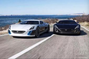 保时捷投资的克罗地亚电动超跑品牌什么来头?