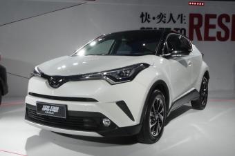 同级最强的2.0L发动机,丰田全新SUV售14.98万起!