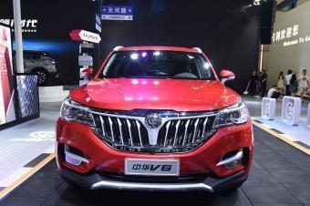 除了高颜值和鼓吹宝马发动机之外,中华V6值得考虑吗
