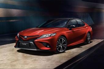 广汽丰田年中销量同比增长21% 旗下这几款车的功劳不可忽视