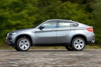 宝马X6和哈弗H6 Coupe啥关系