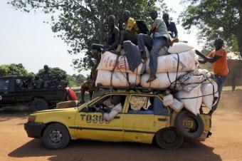 非洲人开车粗野生猛,为什么还说中国人开车野蛮?