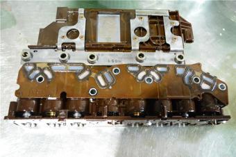 凯迪拉克6T75变速箱控制模块故障维修,变速箱顿挫故障维修
