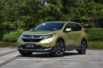 日系经典SUV如何选? 东风本田CR-V对比一汽丰田RAV4