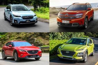 除了奕泽和C-HR 还有哪些个性有范儿的SUV值得买?