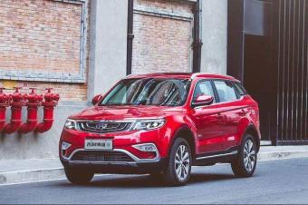 10万到15万元主流价位,7月份有哪些刚刚上市的新品SUV?