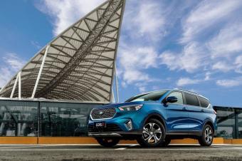 欧尚COS1°预售12.98万元,能否开启欧尚汽车新未来?