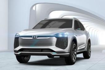 拒绝撞脸,众泰发布全新概念车,这一次完全是原创设计!