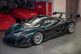 全球仅3台迈凯伦P1 GT,刚首发就被预定!