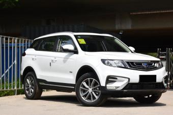 2018年6月SUV销量,博越逼宫哈弗H6,帝豪GS把缤智踢