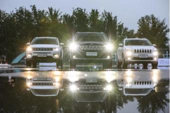 国产两年多销量超40万,Jeep四驱系统到底有多牛?