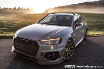ABT打造530马力的高性能奥迪RS4-R车型