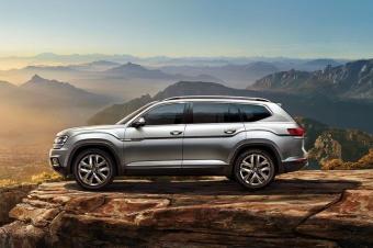 半年销售近4.5万辆 途昂问鼎大型SUV销量冠军