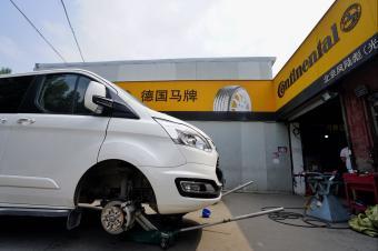 我给MPV换上了一套SUV专用的轮胎,大家觉得会好用吗?