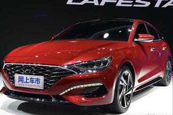 北京现代新轿跑10月开卖 搭1.6T/动力超本田思域