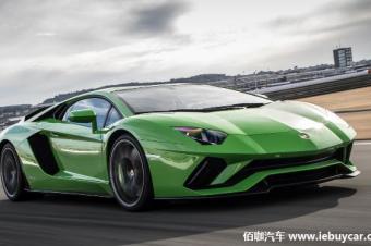 兰博基尼Aventador替代者将搭载V12混合动力