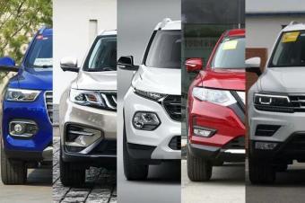 6月SUV销量出炉 前五名竟然有它!