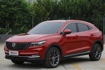 东风风光推全新轿跑SUV,10万元级别的iX5无对手?