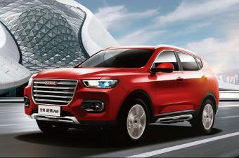 6月SUV销量排行榜前十 合资有惊喜 自主仍主场