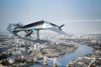 造车已经不过瘾了?阿斯顿马丁计划推出一款飞行器,酷到没朋友!