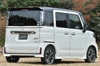 铃木经典车型K-car,日本销量火爆,要引入国内或许铃木有救