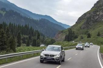 与全新BMW X3穿越新疆,行走天地间的快意洒脱