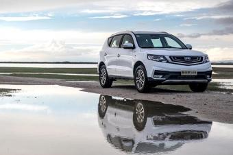 10万的SUV也能带你去追寻远方 青海湖畔试驾新远景SUV