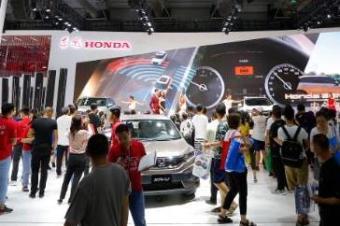 魅力升级 CR-V 15周年纪念版亮相长春汽博会