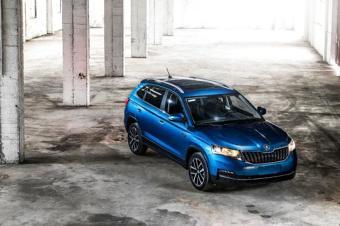 斯柯达柯米克上市 价格10.99万起单挑小型SUV市场