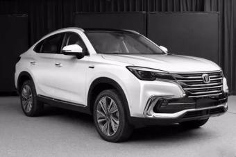 国产版X6,长安首款轿跑SUV曝光