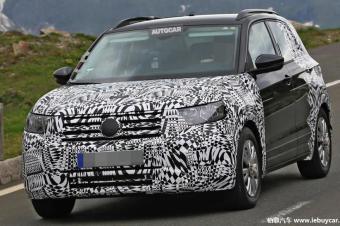 大众欧洲SUV阵容增加到四款 T-Cross明年上市