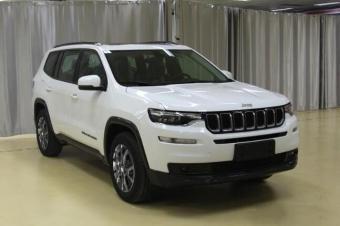 Jeep大指挥官5座版命名全新指挥官 将于7月23日上市