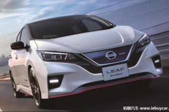 日产聆风Nismo电动车型将于7月31日在日本上市