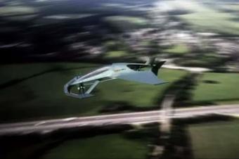 不要让贫穷限制想象 阿斯顿马丁将推三座私人飞行器