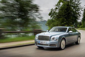 百年庆典强推新车型 宾利慕尚致敬品牌创始人